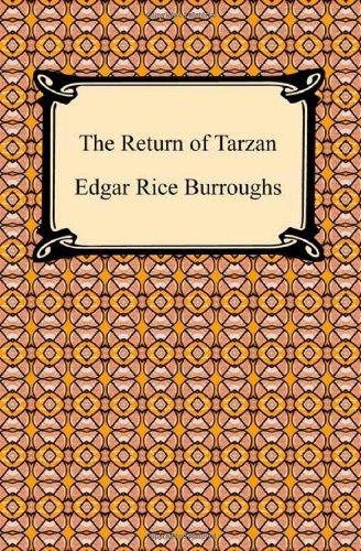 9781420933895: The Return of Tarzan