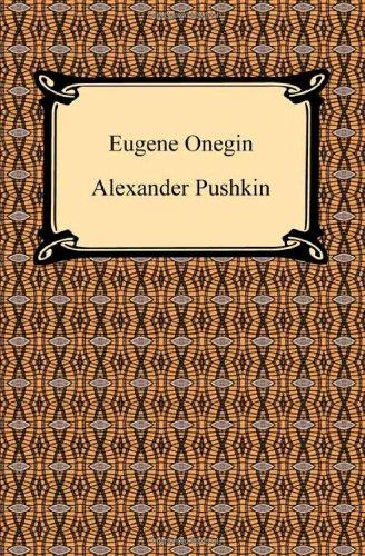 9781420934243: Eugene Onegin: A Novel in Verse