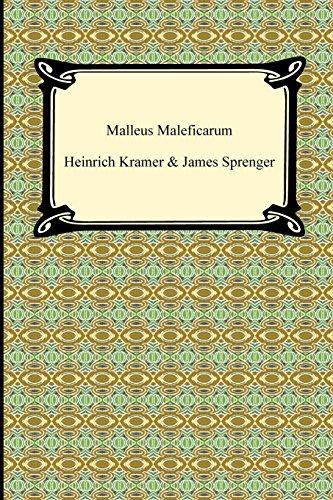 Malleus Maleficarum: Heinrich Kramer, James