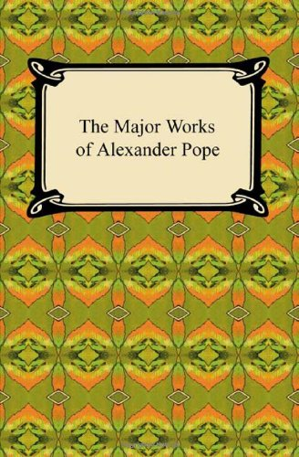 9781420939156: The Major Works of Alexander Pope