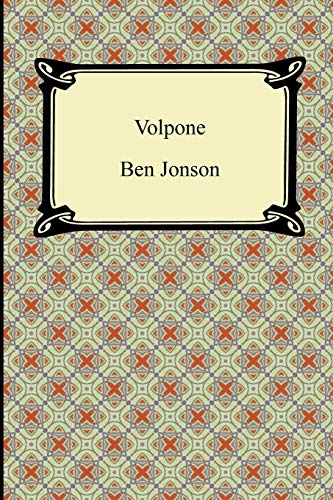 9781420940961: Volpone, or, The Fox