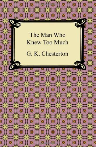 9781420942699: The Man Who Knew Too Much
