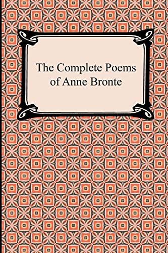 9781420943962: The Complete Poems of Anne Bronte