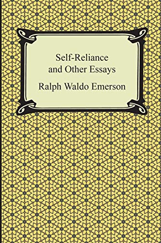 9781420946932: Self-Reliance and Other Essays
