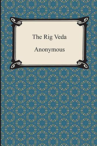 9781420947540: The Rig Veda
