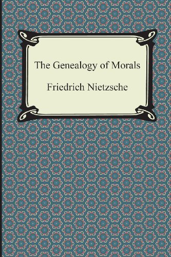 essay on nietzsche genealogy of morals