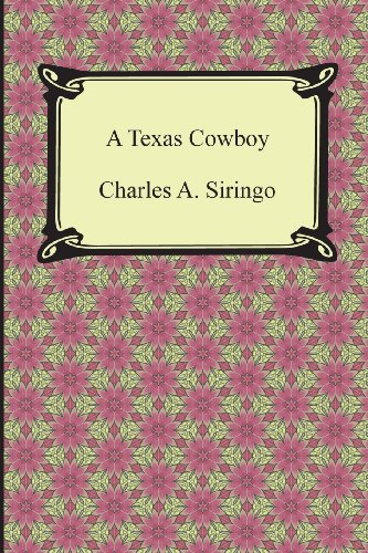 9781420949247: A Texas Cowboy