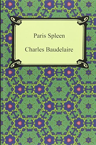 9781420950199: Paris Spleen