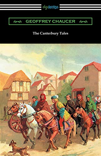 9781420951349: The Canterbury Tales (Annotated with a Preface by D. Laing Purves)
