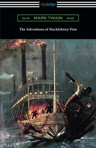 9781420951608: The Adventures of Huckleberry Finn (with an Introduction by Brander Matthews)