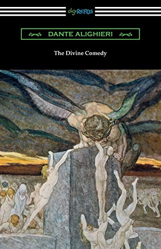 The Divine Comedy (Translated by Henry Wadsworth Longfellow with an Introduction: Alighieri, Dante