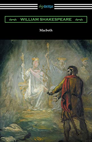 Macbeth (Annotated by Henry N. Hudson with: William Shakespeare