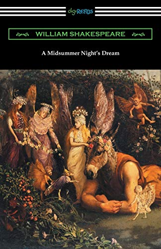 9781420952582: A Midsummer Night's Dream (Annotated by Henry N. Hudson with an Introduction by Charles Harold Herford)