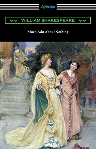 9781420952865: Much Ado About Nothing (Annotated by Henry N. Hudson with an Introduction by Charles Harold Herford)