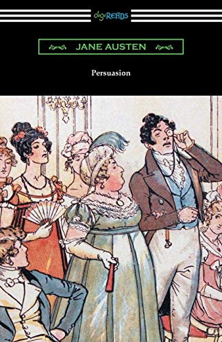 Persuasion (Illustrated by Hugh Thomson): Austen, Jane