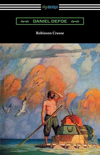 9781420953145: Robinson Crusoe (Illustrated by N. C. Wyeth)