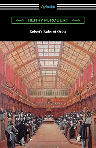 9781420953329: Robert's Rules of Order (Revised for Deliberative Assemblies)