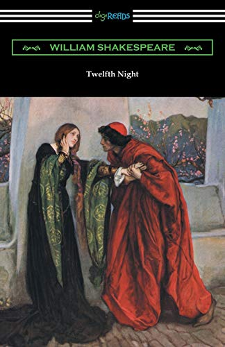 9781420953428: Twelfth Night, or What You Will (Annotated by Henry N. Hudson with an Introduction by Charles Harold Herford)