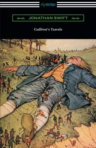 9781420953480: Gulliver's Travels (Illustrated by Milo Winter with an Introduction by George R. Dennis)