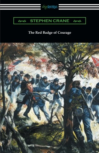 9781420953725: The Red Badge of Courage (with an Introduction by William Targ)