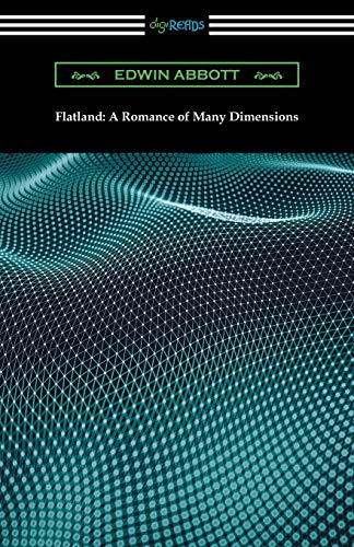 9781420954227: Flatland: A Romance of Many Dimensions