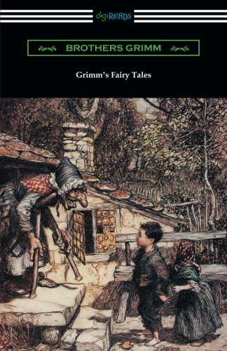 9781420954302: Grimm's Fairy Tales (Illustrated by Arthur Rackham)