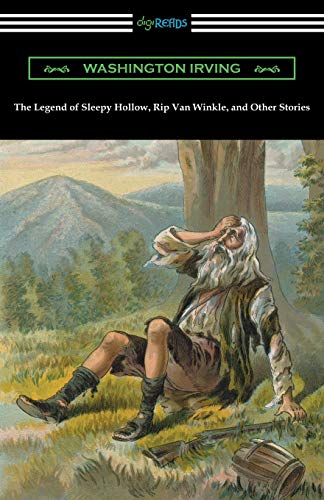 9781420954425: The Legend of Sleepy Hollow, Rip Van Winkle, and Other Stories (with an Introduction by Charles Addison Dawson)