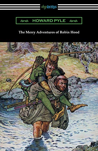 9781420954586: The Merry Adventures of Robin Hood (Illustrated)