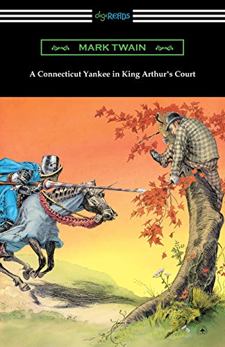 9781420954708: A Connecticut Yankee in King Arthur's Court (with an Introduction by E. Hudson Long)