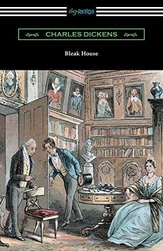9781420955071: Bleak House (with an Introduction by Edwin Percy Whipple)