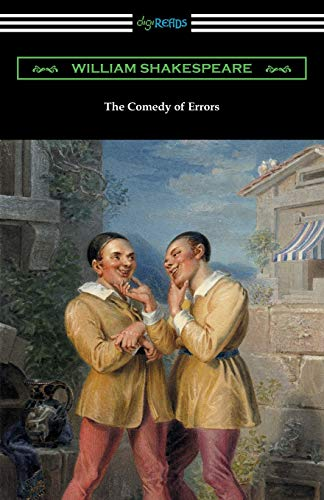 9781420955552: The Comedy of Errors (Annotated by Henry N. Hudson with an Introduction by Charles Harold Herford)