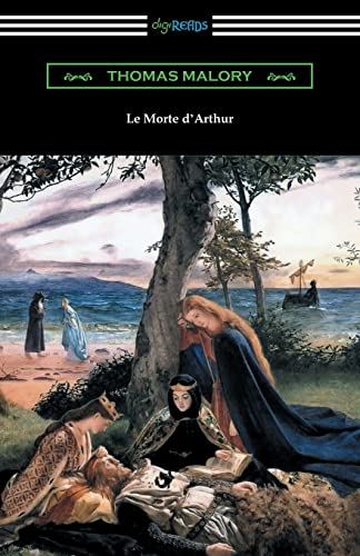 9781420956177: Le Morte d'Arthur (with an Introduction by Edward Strachey)