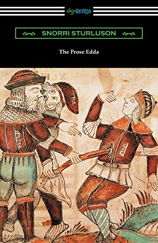 9781420956375: The Prose Edda (Translated with an Introduction, Notes, and Vocabulary by Rasmus B. Anderson)