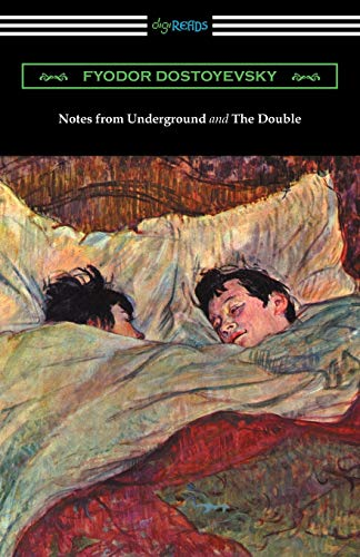 9781420957778: Notes from Underground and The Double: (translated by Constance Garnett)