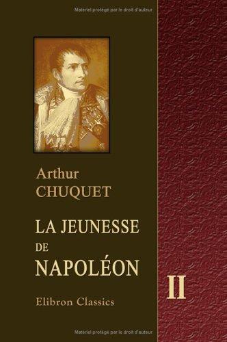 9781421200798: La jeunesse de Napoléon: Tome 2. La Révolution (French Edition)