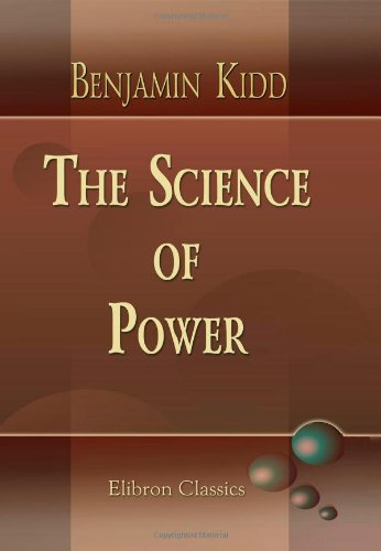 9781421202983: The Science of Power