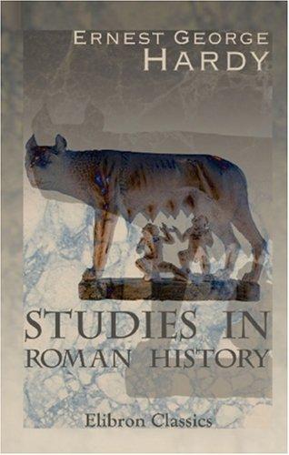 9781421203928: Studies in Roman History