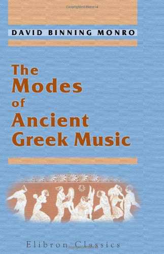 9781421213378: The Modes of Ancient Greek Music