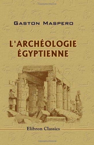 9781421217154: L'archéologie égyptienne (French Edition)