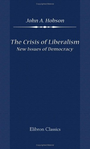 9781421227818: The Crisis of Liberalism: New Issues of Democracy