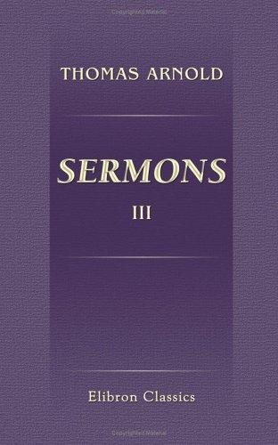 9781421236520: Sermons: Volume 3