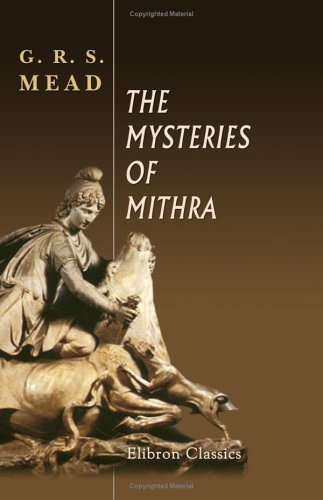 9781421241227: The Mysteries of Mithra
