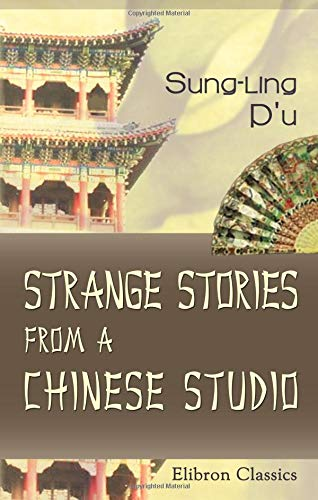 9781421248554: Strange Stories from a Chinese Studio