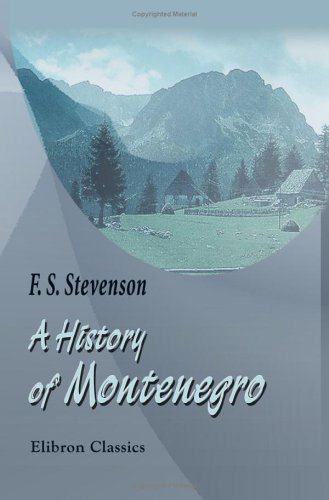 9781421250892: A History of Montenegro