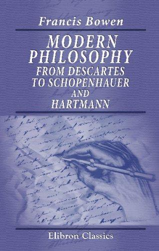 9781421257051: Modern Philosophy, from Descartes to Schopenhauer and Hartmann