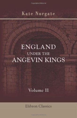 9781421259833: England under the Angevin Kings: Volume 2