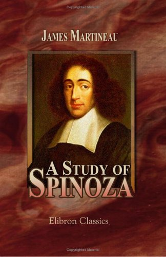 9781421266879: A Study of Spinoza