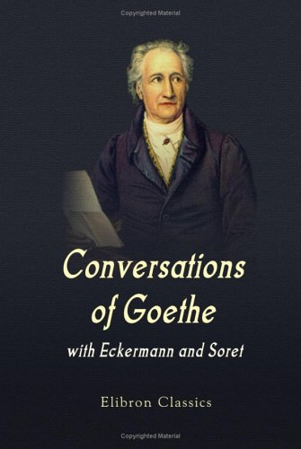 Image result for conversations of goethe
