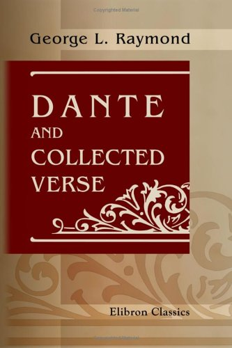 9781421271118: Dante, and Collected Verse