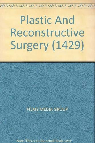 Plastic And Reconstructive Surgery (1429) (Audio disc): FILMS MEDIA GROUP